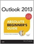 Outlook 2013 Absolute Beginner's Guide