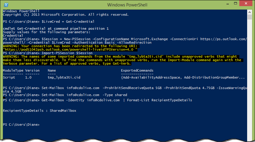 Meeting Room Permissions Office  Powershell