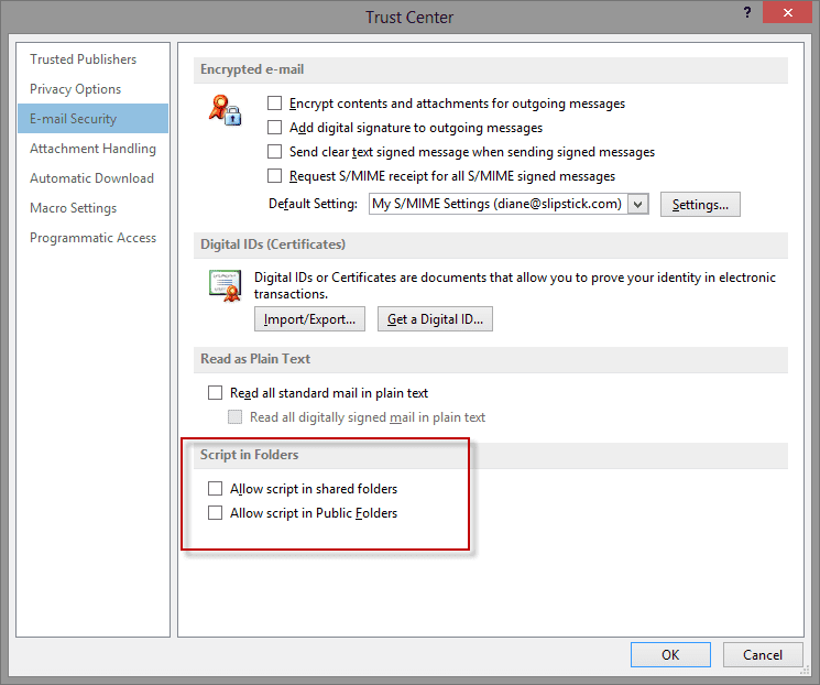 Migrating Custom Forms To A New Outlook Version