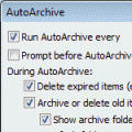 Automatically Cleanup Outlook's Deleted Item and Junk Email Folders