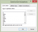 Quick Tip: Auto-capitalization
