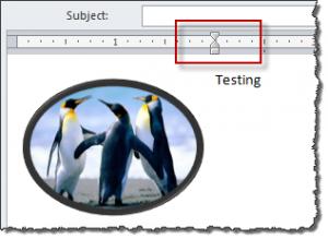 Adjust the left margin when you use a border image