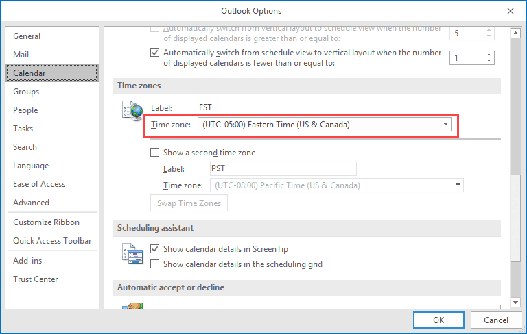 An error occurred while updating the calendar event outlook 2011