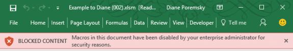 macros are blocked banner