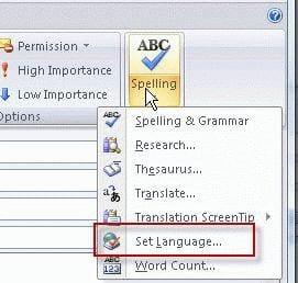 outlook-2007-do-not-check-spelling